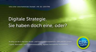 Digitale Strategie – Sie haben doch eine?