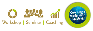 Workshop Seminar Coaching Moderation Hasford