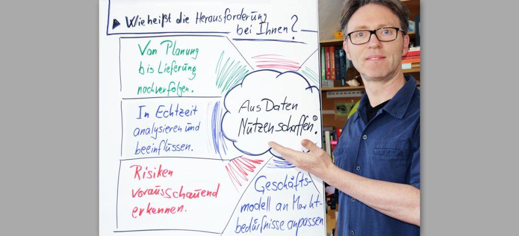Workshop Digitaler Wandel / Digitalisierung in Fertigung und Mittelstand