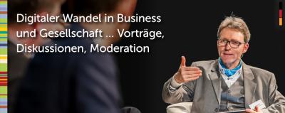 Ralf Hasford als Moderator buchen: Impulse geben, Diskussion leiten, Ergebnisse sichern.