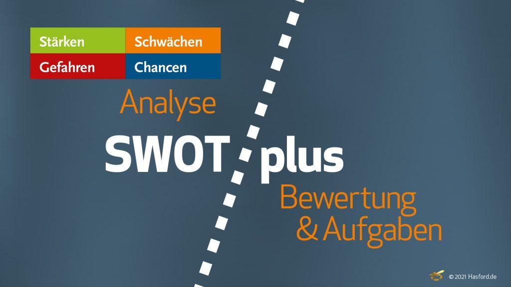 Ralf Hasford: SWOTplus schafft u.a. die Voraussetzung um Strategien zu entwickeln, Aufgaben abzuleiten, Kooperationen und Zusammenarbeit zu ermöglichen.