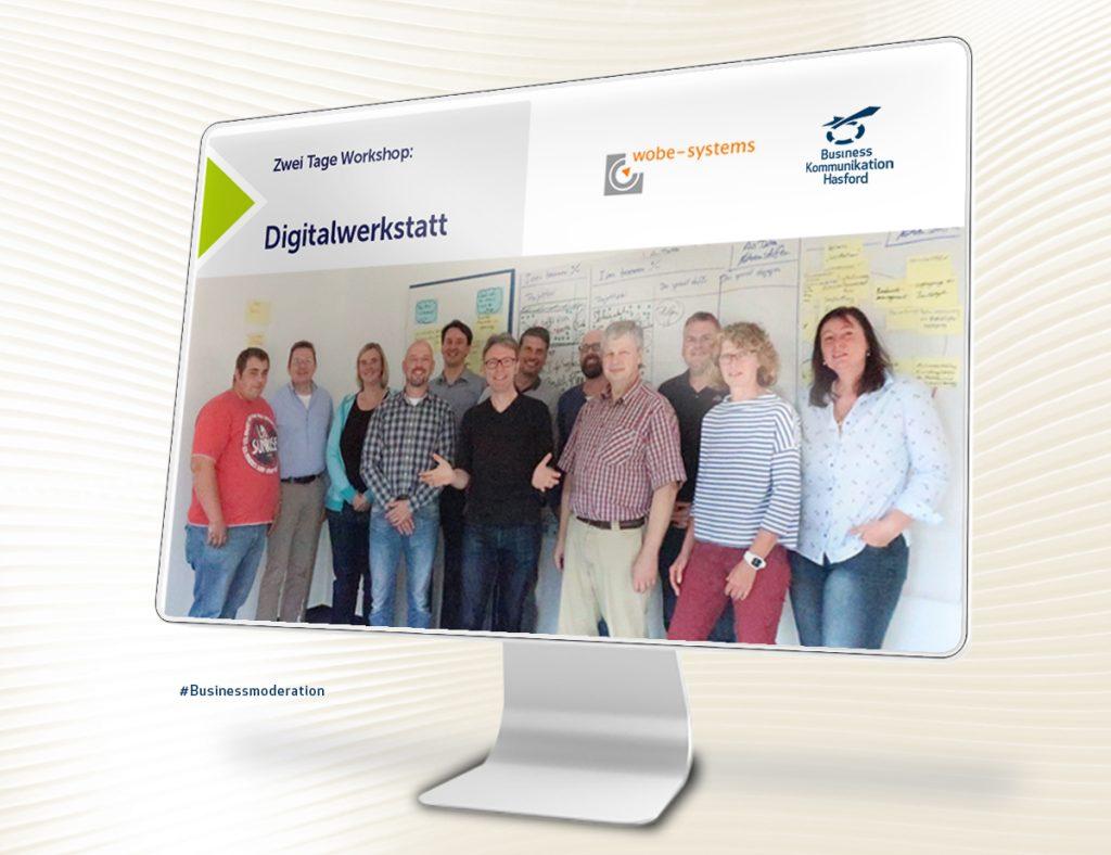 """Ralf Hasford – Moderation im Business: """"Gemeinsam schneller auf den Punkt."""""""