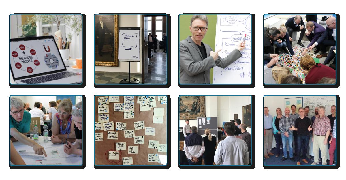 Business Moderation Hasford: Mein Alltag ist das wertschätzende 'Führen' zum Ziel. Geschäftsmodell, Strategie, Innovation, digitaler Wandel, Kollaboration, eBusiness, Transfer oder Arbeit 4.0 – werden dabei mit konkreten, vereinbarten Inhalten gefüllt.