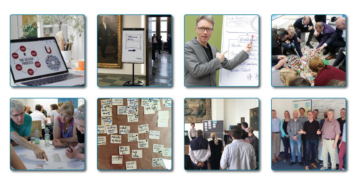 Moderator buchen für Workshop, Meeting und Fachtagung