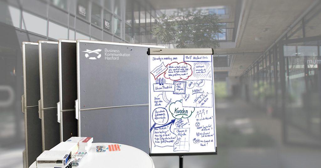 Strategie, Strategieentwicklung, Unternehmensentwicklung, Unternehmensstrategie, externer Moderator Hasford