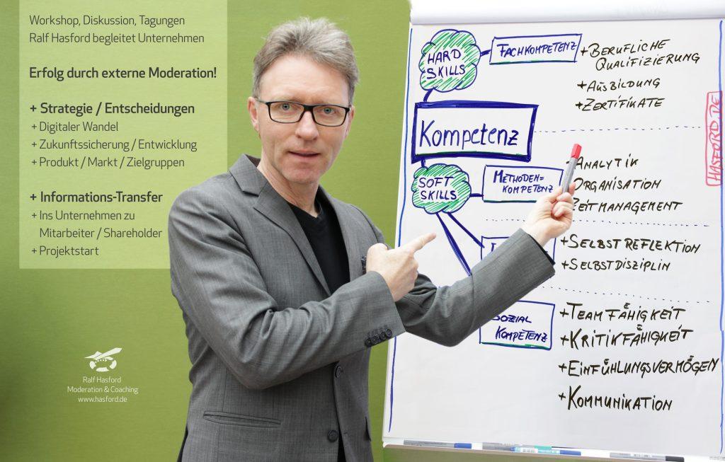 Strategie, Entscheidung und Transfer Moderation