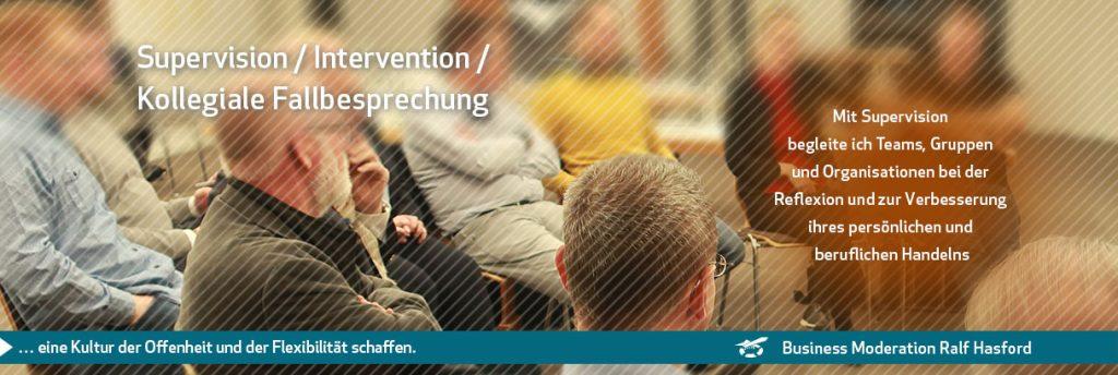 Business Moderation Hasford bietet Stressabbau im Homeoffice durch Supervision und Intervention.