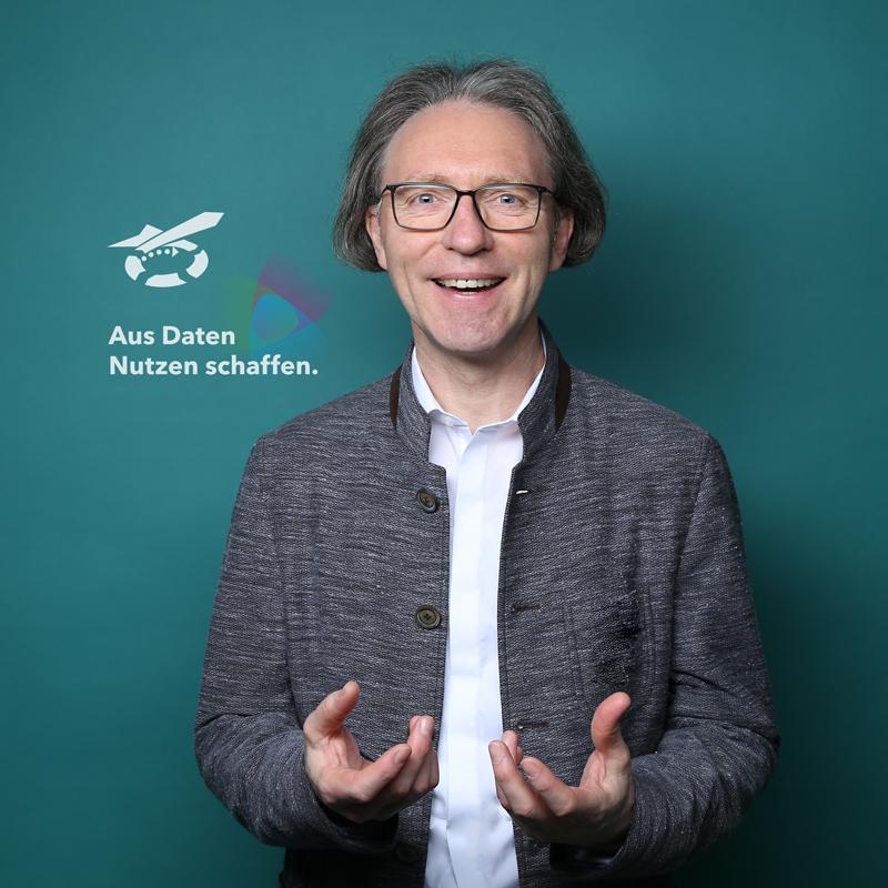 Ralf Hasford, systemischer Moderator mit Fokus auf Strategie, Entscheidung und digitaler Transformation.