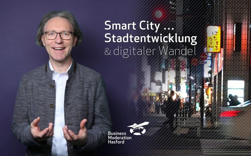 Stadtentwicklung Smart City: Die Digitalisierung der Stadt und des urbanen Raums. Was passiert mit dem Umfeld? Hoffnungsträger oder Zukunftslabor - Innovative Wohn- und Verkehrslösungen, Vernetzte Sensorien und Technologie, Verbesserung der städtischen Luftqualität, Engagement im Natur- und Umweltschutz, Teilhabe an Entscheidungsprozessen, Sicherheitskonzepte, Einfluss auf bewussteres Konsumverhalten. Treffen wir uns auf der Smart Country Convention in Berlin.