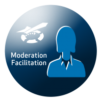 Moderation, Facilitation Hasford